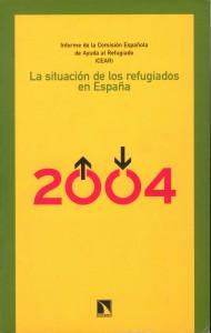 Informe 2004 de CEAR - Portada