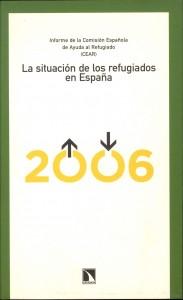 Informe 2006 de CEAR - Portada