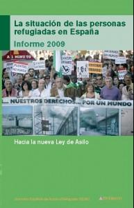 Informe 2009 de CEAR - Portada