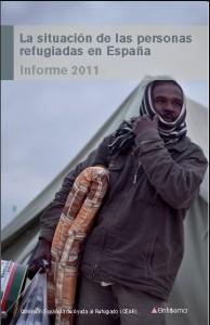 Informe 2011 de CEAR - Portada