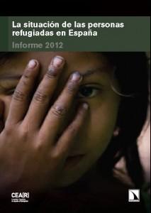 Informe 2012 de CEAR - Portada