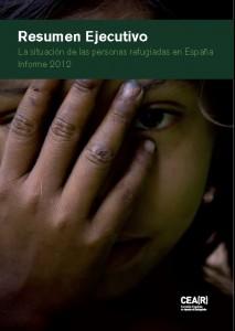 Informe 2012de CEAR - Portada resumen ejecutivo