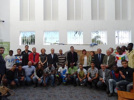 En el vigésimo aniversario de la apertura de CEAR en Canarias al Centro de Migraciones entrevistamos al equipo que ha apoyado a las más de 1.000 personas que han convivido en el centro. El centro acoge a personas solicitantes de Protección Internacional e Inmigrantes en situación de vulnerabilidad.