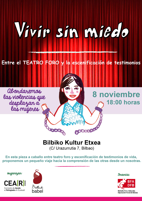 Teatro Foro cas