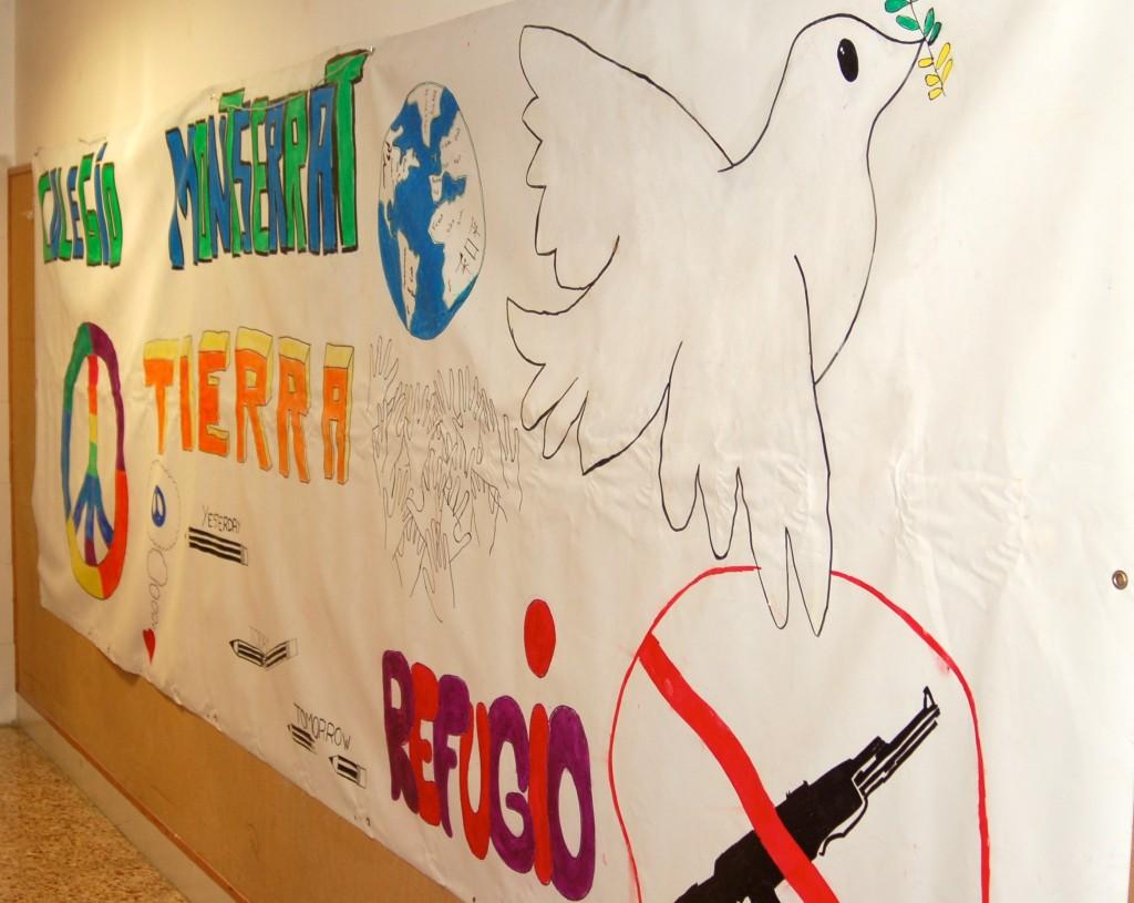 Colegio Montserrat Tierra Refugio