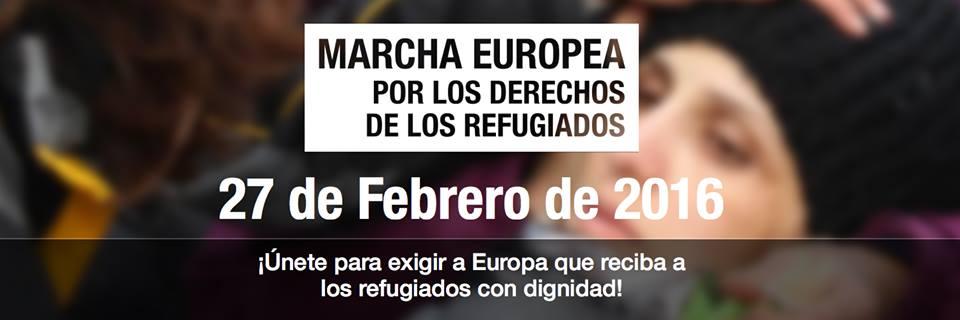 marcha europea pasaje seguro