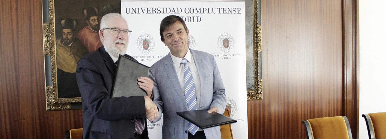 Convenio Universidad Complutense