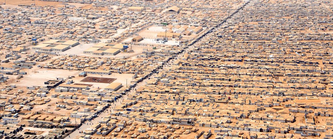 Campo de refugiados Zataari