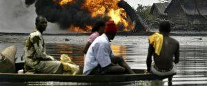 Imagen Niger contaminación