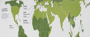 Mapa En Tierra de Nadie