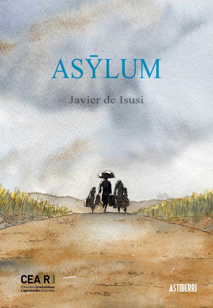 Libros Refugiados: Asylum - Javier de Isusi