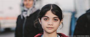 Niños y niñas migrantes