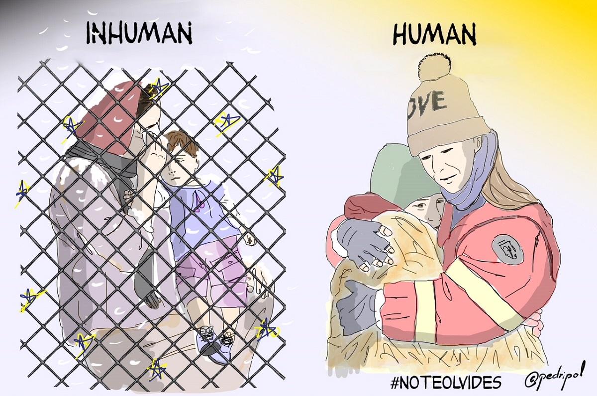 Pedripol Human Inhuman