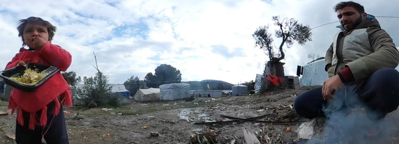 """Refugiados en Grecia: """"¿Hasta cuándo Europa?"""""""
