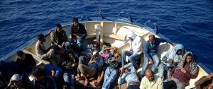 vias legales para solicitar asilo