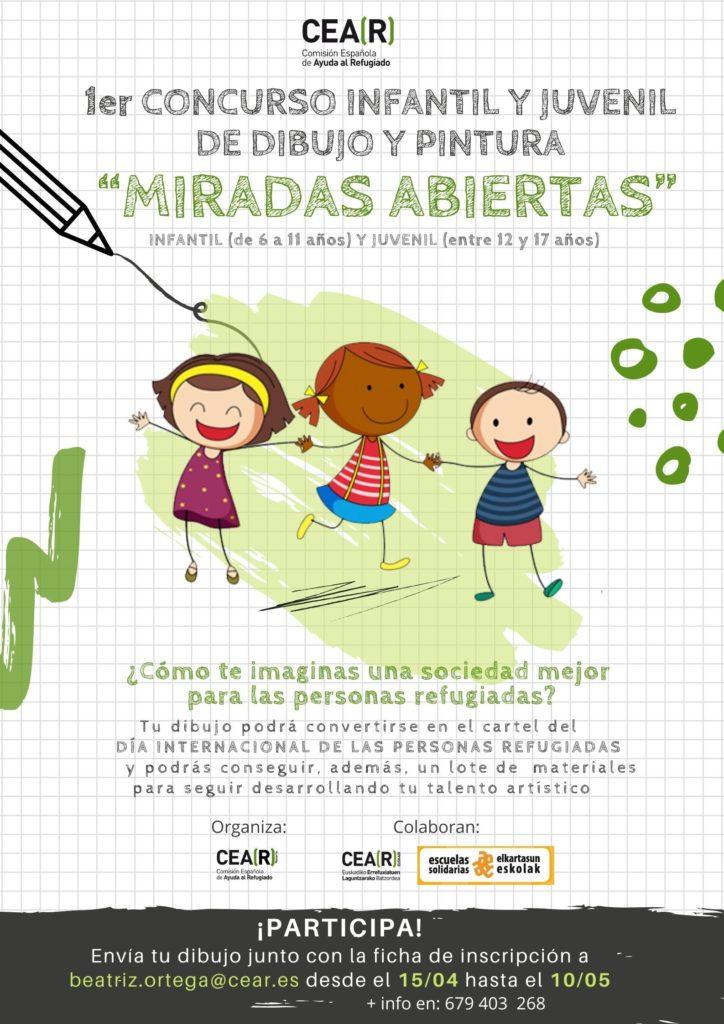 concurso infantil dibujo Navarra