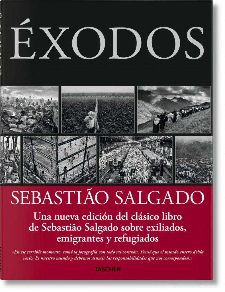 Libros Refugiados: Éxodos - Sebastiao Salgado