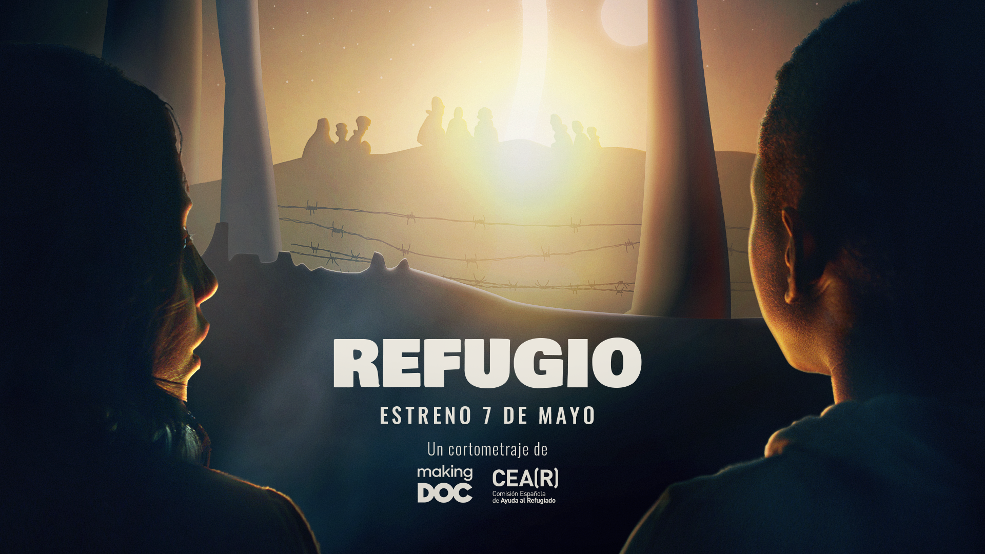 cortometraje Refugio
