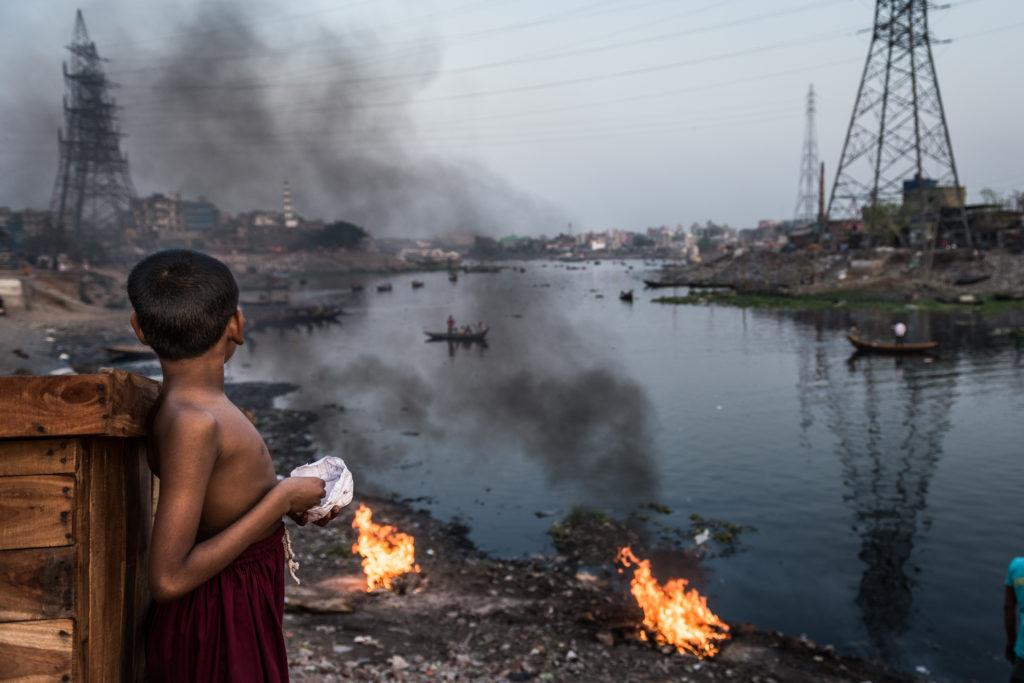 refugiados medioambientales