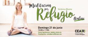 meditación por refugio