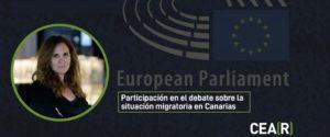 CEAR en el Parlamento Europeo