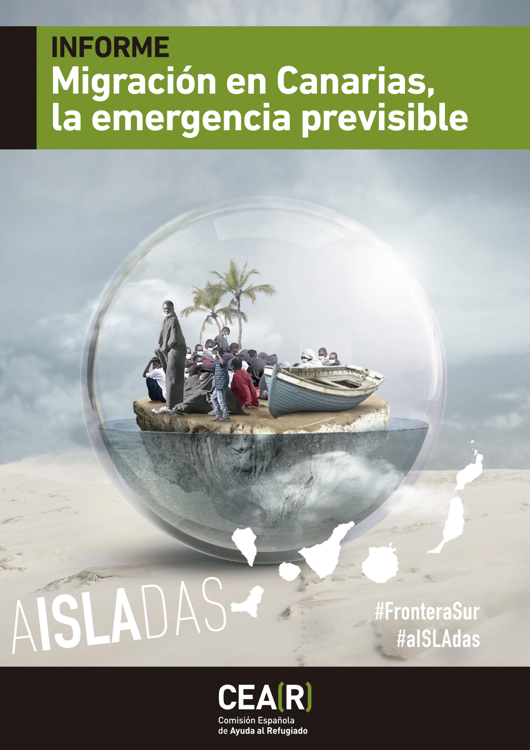 Informe Migración Canarias