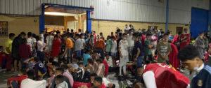 llegadas migrantes Ceuta