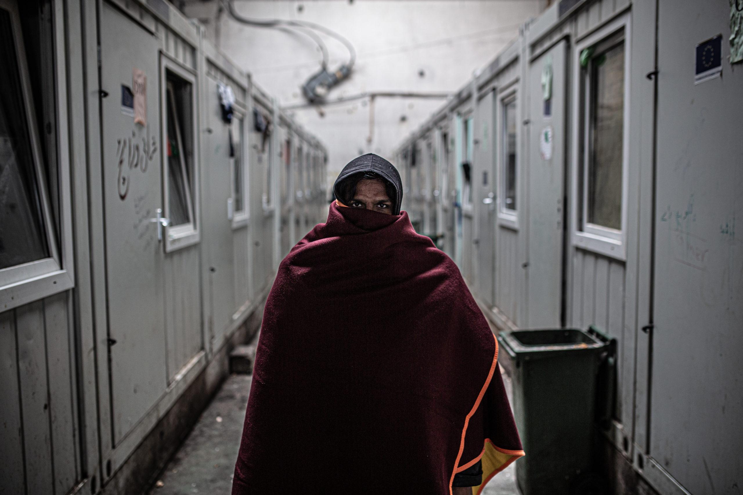 Migrante Balcanes