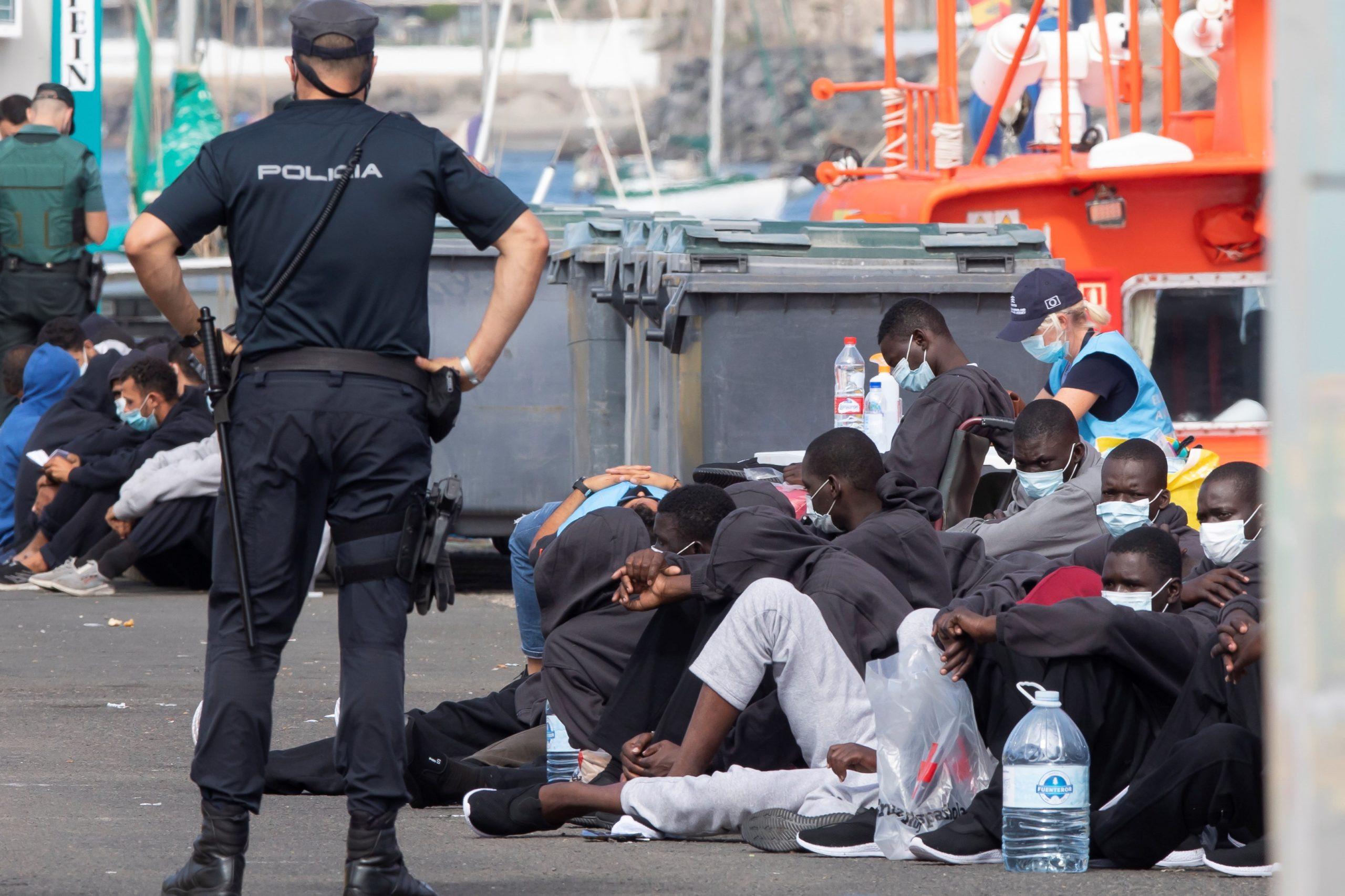 Migrantes Canarias